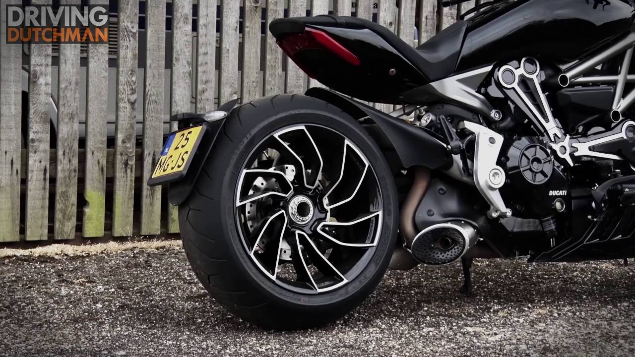 Ducati X Diavel S - YouTube