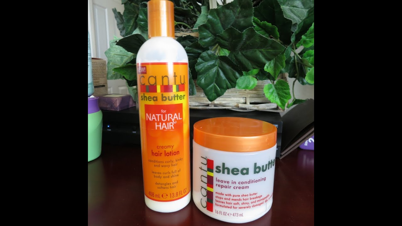 Cantu Hair Lotion For Natural Hair
