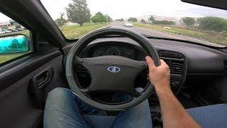 2006 ВАЗ 2110 POV Test Drive