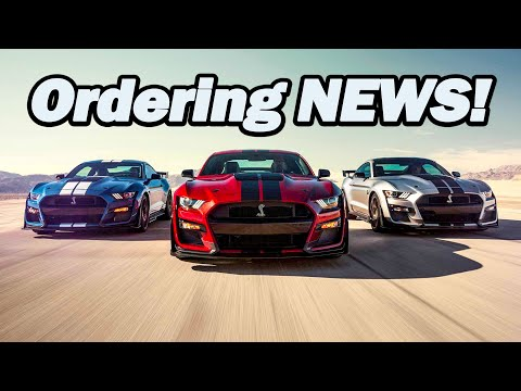 The 2020 Shelby GT500 will NOT be RARE! (New Details Emerge)