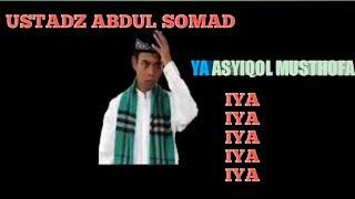 Sholawat ya asyiqol musthofa   USTAD ABDUL SOMAD   V.J.K OFFICIAL