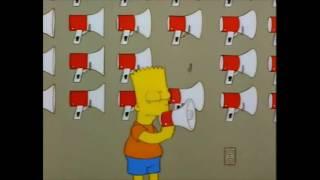 Bart Simpson Megaphone