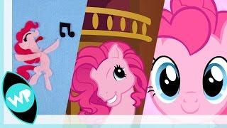 Repeat youtube video Top 10 Pinkie Pie Breaks