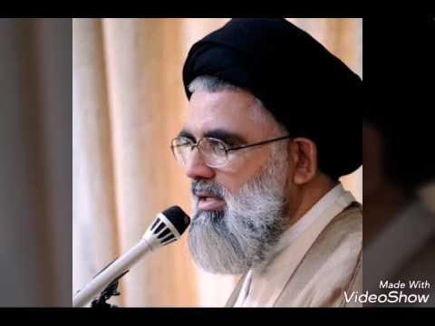 Shia Sunni Unity And Toheed In Maktb E Tashiyo. Sayad Jawad Naqvi