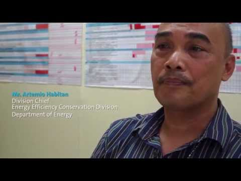 SWITCH-Asia in the Philippines: Energy efficiency roadmap