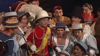 The Pirates of Penzance, The National Gilbert & Sullivan Opera Company - 2019 Tour