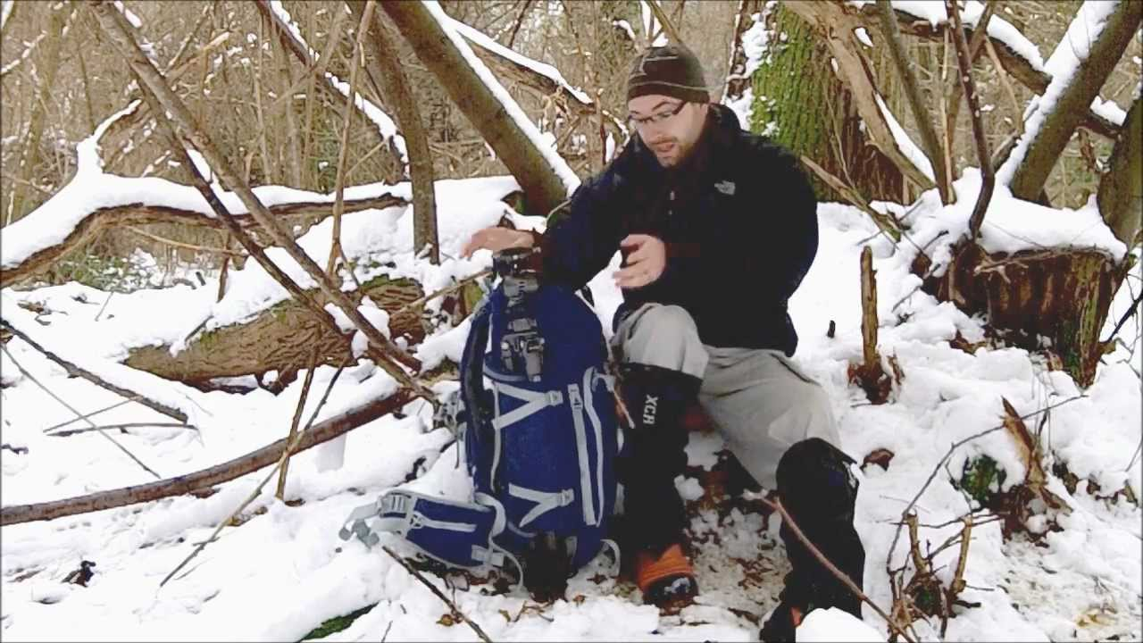Test Review  A Pre-Test First Look At The Lowepro Rover Pro 45L AW ... 8a91eec19be14