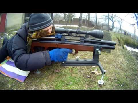 Станок для пристрелки пневматики своими руками 53