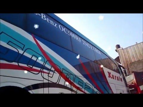 Bus Super Mewah Kurnia OC500R - 2542 Euro 4