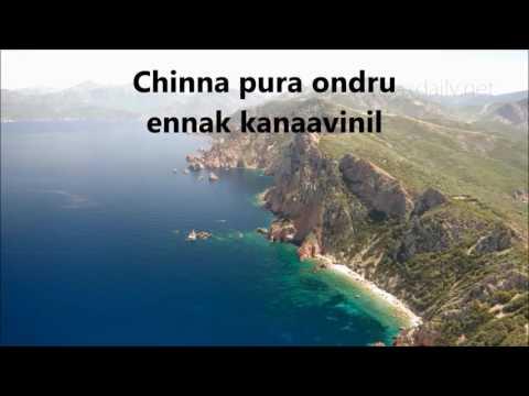 Chinna Puraa Ondru Karaoke.