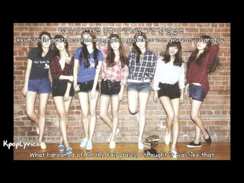 Apink - Fairytale Love [Hangul + Romanization + English Subs]