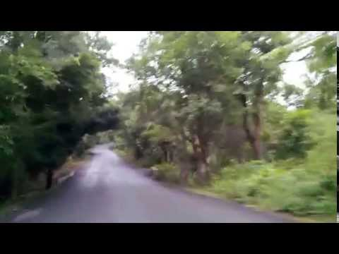 Way to Kirandul(Chhattisgarh-India)