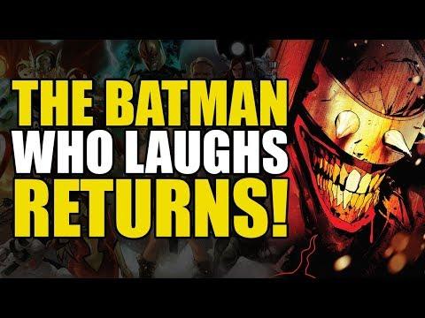 The Batman Who Laughs Returns! (Batman Who Laughs Mini-Series: Part One)