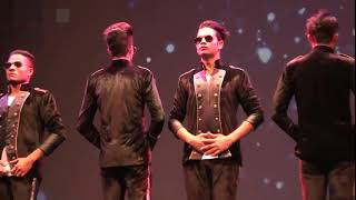 MJ5 Special Performance | mj5 best slow motion dance and mj5 moon walk