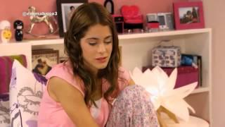 Violetta 1 - Violetta está mal y piensa en León (01x64)
