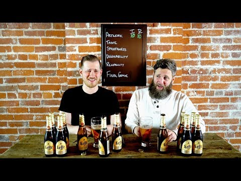 Beer Me Episode 113 - Leffe Blond Review