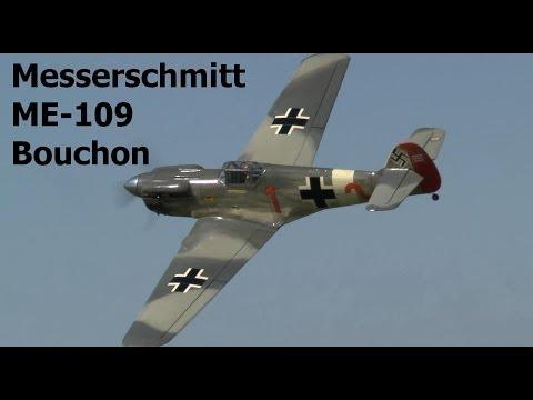 Messerschmit ME-109 Bouchon (at Middle Wallop)