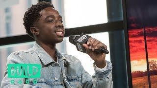 Caleb McLaughlin Stops By To Discuss Netflix's
