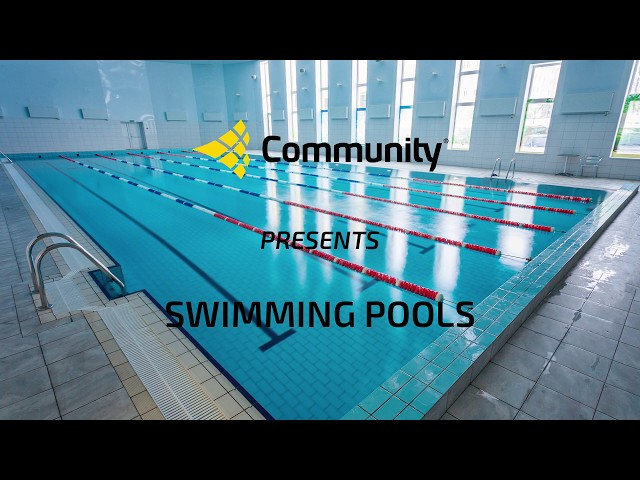 Community Presents Swimming Pools
