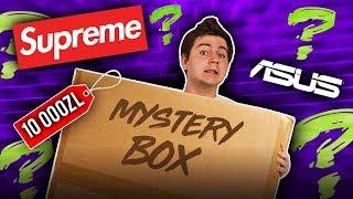 MYSTERY BOX ZA 10 000 ZŁ OD SZEJKÓW Z DUBAJU! OMG! *SZOK*