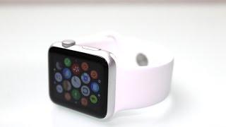 Apple Watch Sport Review 42mm