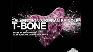 Kieran Brindley, Calvertron - T-Bone (Original Mix) - Multimodal Track Pointer 2010