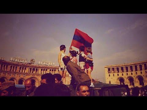 Армения отмечает 30 лет независимости республики