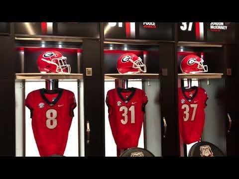 Georgia Football: Look At Dawgs' New Digs At Sanford Stadium