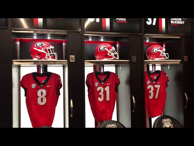 Georgia football: Look at Dawgs new digs at Sanford Stadium
