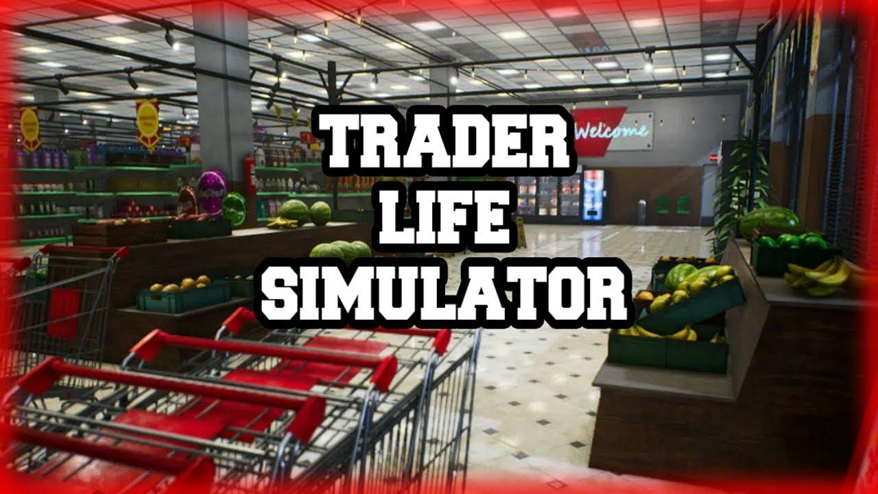 Trader Life Simulator Обзор геймплей