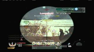 MW2 - QuadFeed + Multikill Predator
