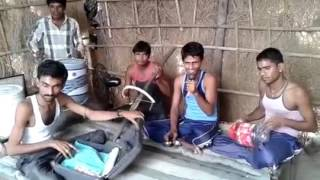 Gana Bajna not with music instrument