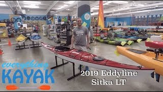 2019 Eddyline Sitka LT Walkthrough