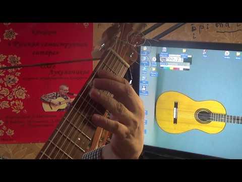 Сравнение нейлоновых и металлических струн на гитарах Doff