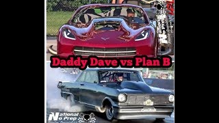 Video Daddy Dave vs Plan B New Twin Turbo Corvette at Thunder Valley Oklahoma download MP3, 3GP, MP4, WEBM, AVI, FLV Juli 2018