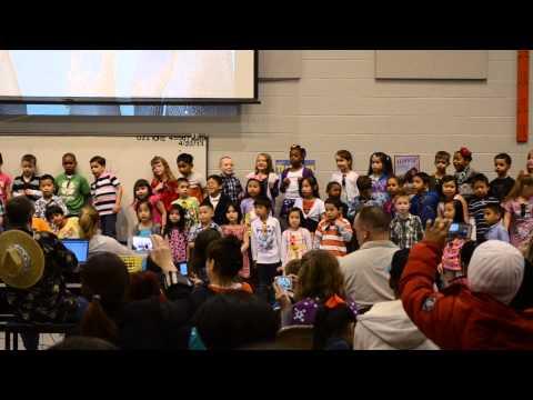 3 little penguins - KG music program 2012-2013 - Seltzer Elementary School