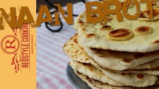 Naan Brot leckere Grillbeilage