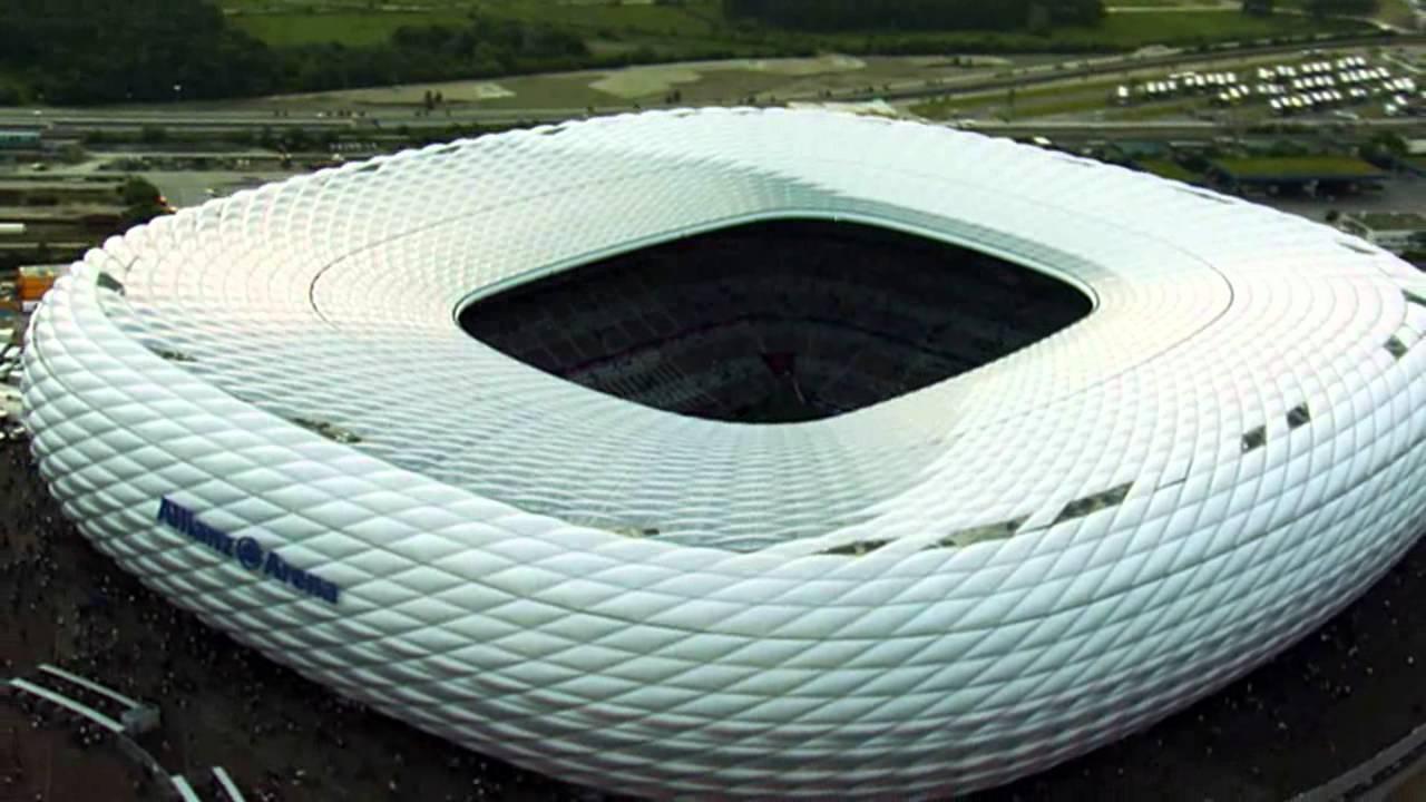 Allianz Arena Video Tour Youtube