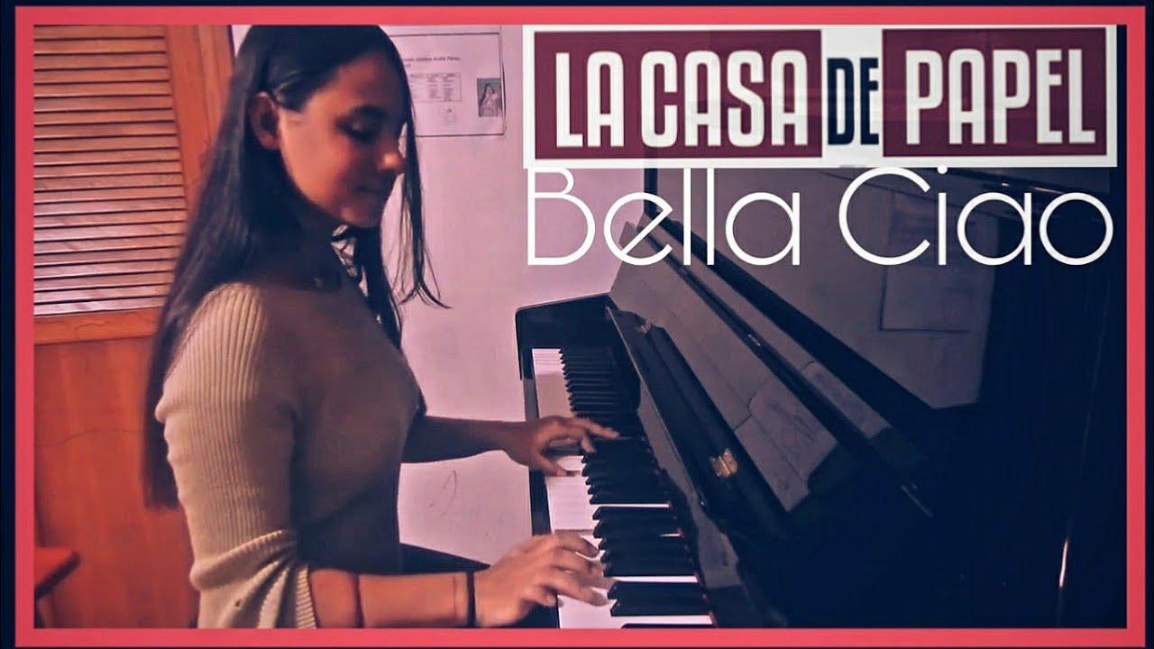 Bella Ciao Pianocover/ La Casa De Papel - Camila Planas