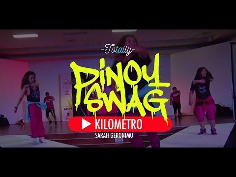SARAH GERONIMO - KILOMETRO    DANCE FITNESS   Totally TaL