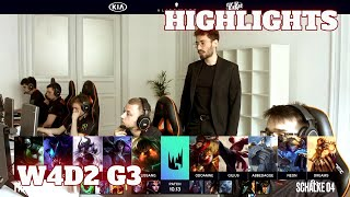 (Highlights) Fnatic vs Schalke 04 | Week 4 Day 2 S10 LEC Summer 2020 | FNC vs S04 W4D2