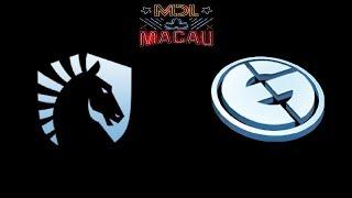 Liquid vs EG MDL Macau Highlights Dota 2