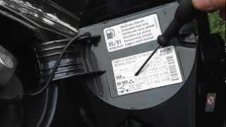 Reifendruck einstellen - Luftdruck Autoreifen