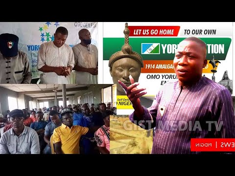 SHOCKING AS OBAS BEHIND GOLD MINING IN OSUN ARE EXPOSED BY ODUDUWA NATION AGITATORS