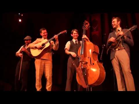 Punch Brothers - The Auld Triangle, Don't Give Your Heart to a Rambler, Wheel Hoss, Wayside