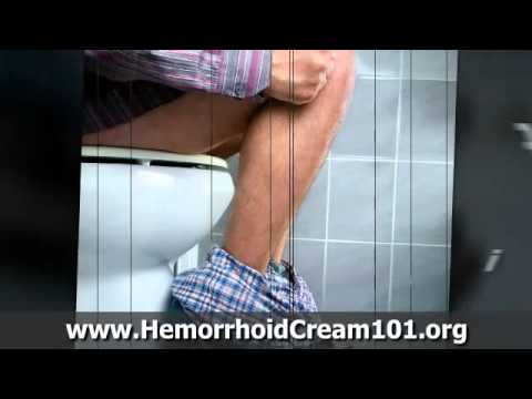 External Hemorrhoid Cream - One Of Three Tips To Deal With Hemorrhoids