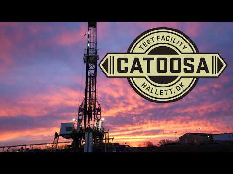 Catoosa Test Facility - Drilling Technology Testing and Evaluation