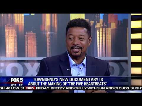 "ROBERT TOWNSEND talks ""Making the Five Heartbeats"" on Good Day New York"