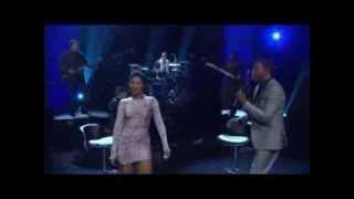 Toni Braxton & Babyface Perform