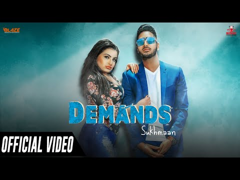 Demands (Official Video) | Sukhmaan | JayRaj Music | Ikonic Media Group | New Punjabi Song 2019
